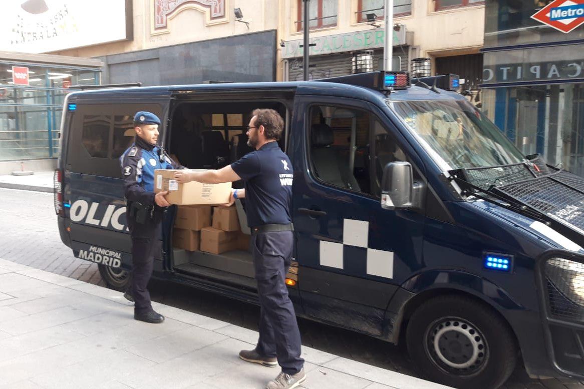 Vincci Hoteles dona material sanitario para apoyar la lucha contra el COVID-19