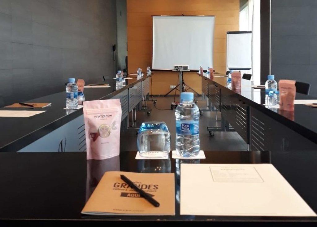 Evento empresarial en Vincci Marítimo 4* Barcelona