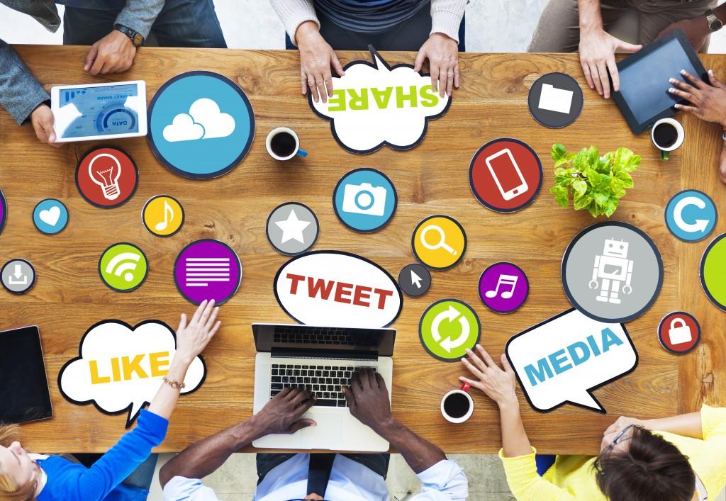 organizar evento redes sociales