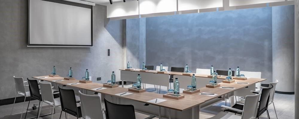 sala de reuniones hotel consulado de bilbao