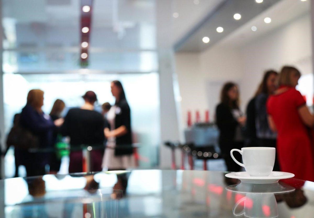 Montajes de Coffee Break: 3 ideas para montaje de Coffee Break ejecutivo