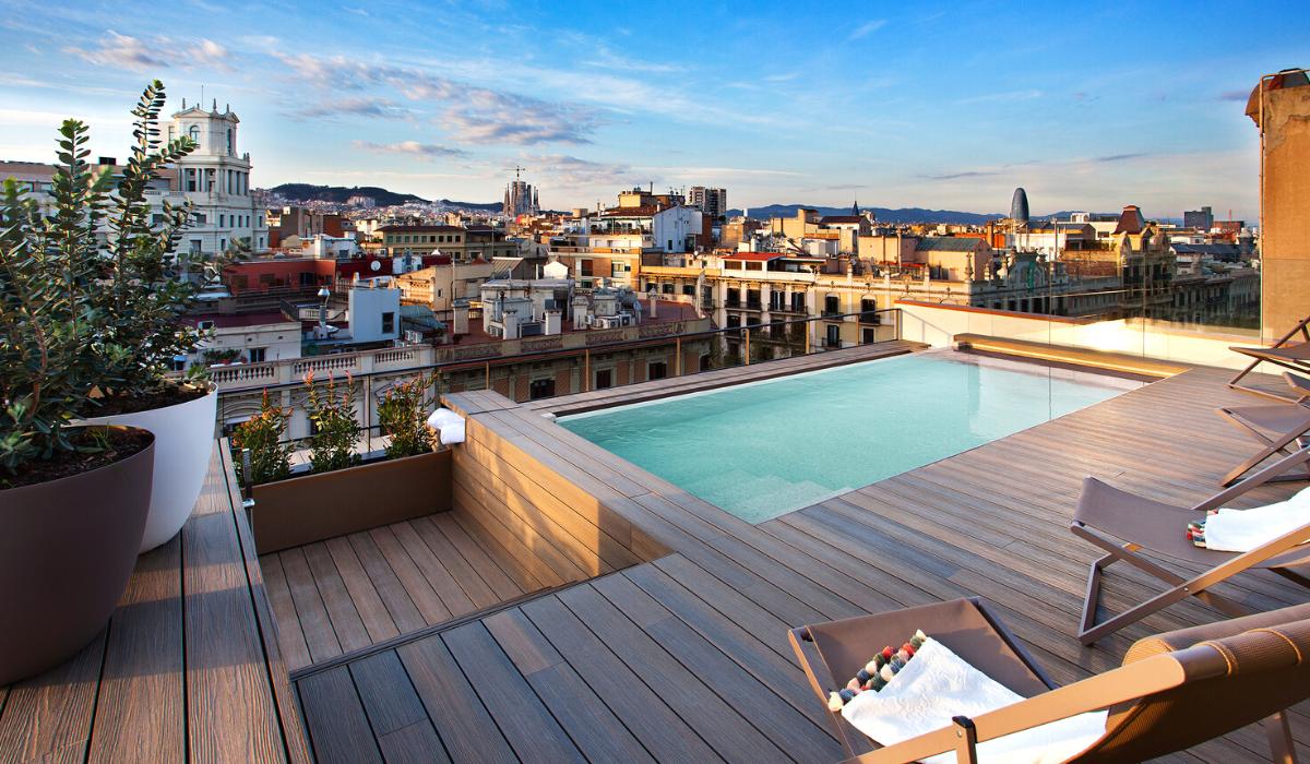"""Este verano Vincci Hoteles propone disfrutar del """"arte del terraceo"""" desde sus originales azoteas"""