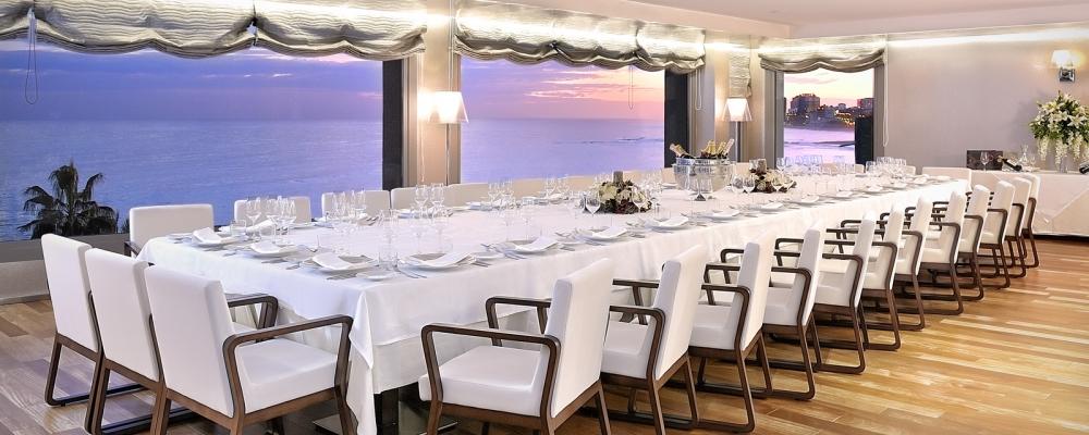 Reuniones y eventos en el hotel Vincci Selección Aleysa Boutique & Spa 5 estrellas Málaga