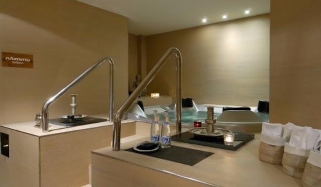 Nammu areas spa Vincci Hoteles