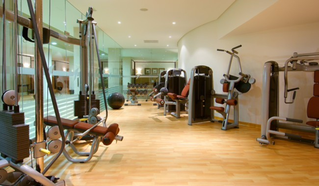 In shape with vincci hotels check out our gyms viaja - Decoracion gimnasio ...