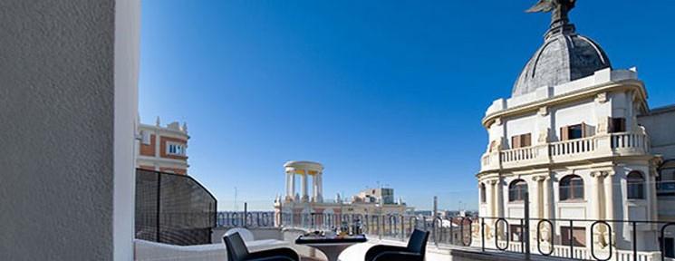 Autumn travel with Vincci Hotels