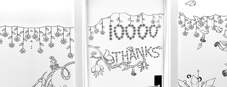 10000 facebook likes and close to 19000 social media friends. Thank you for being part of the Vincci World