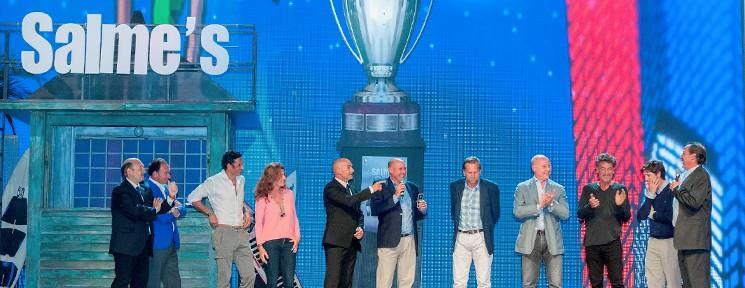 Salme's Cup blows Gran Vía away