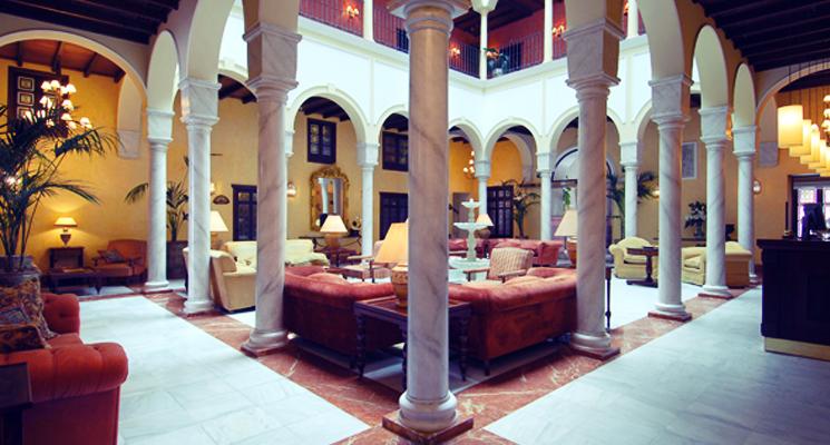 Hotel Vincci La Rabida Sevilla