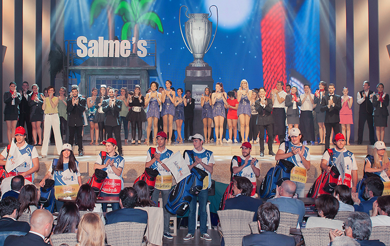 Salmes's Cup blows Gran Vía away