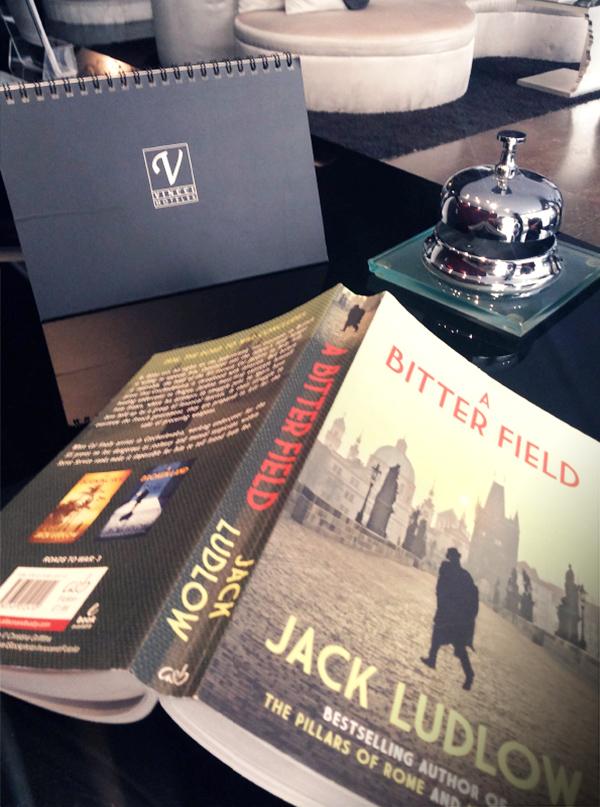 Vincci Hotels A book forgotten