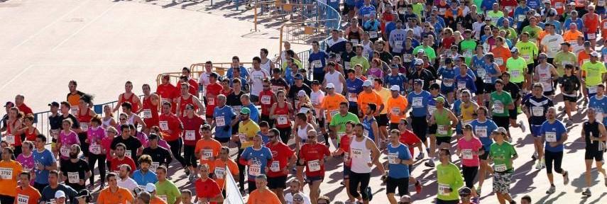 Malaga's Half Marathon will be reaching the milestone of 6.000 runners this year
