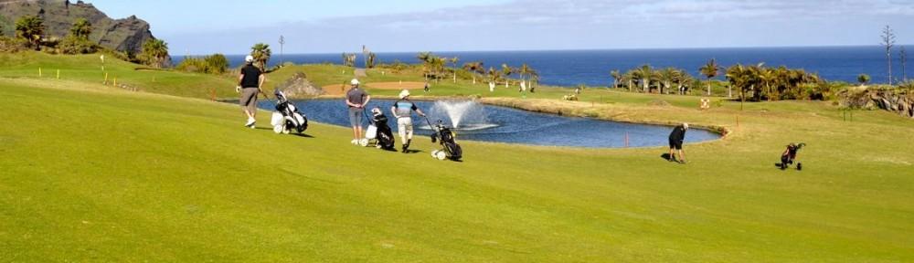 Vincci Hotels kicks off the VIII Circuito Tenerife Golf