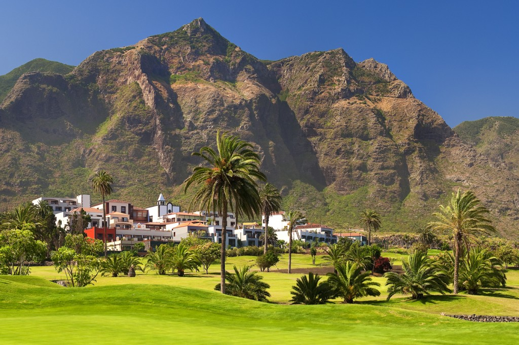Vincci Selección Buenavista Golf&Spa 5* Luxury Tenerife