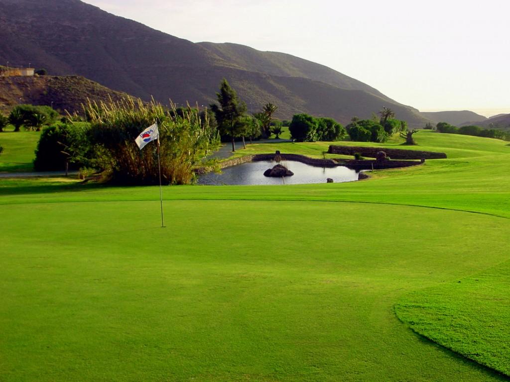 Vincci Selección Envía Almería Wellness & Golf 5* Almería