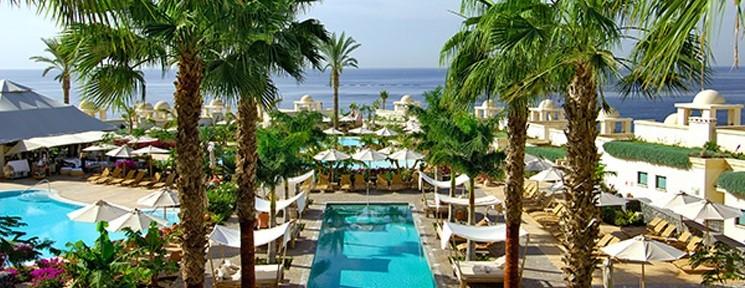 Vincci Selección La Plantación del Sur 5* Luxury Tenerife selected as one of the 100 best hotels in the world by TUI Holly 2014