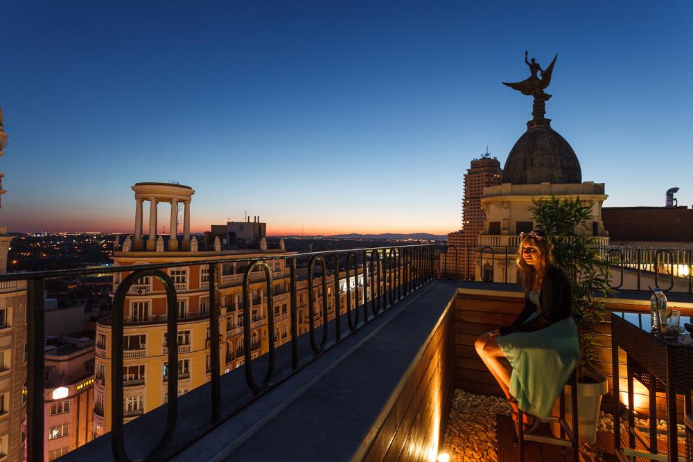 Hotel in Madrid Via 66 4*
