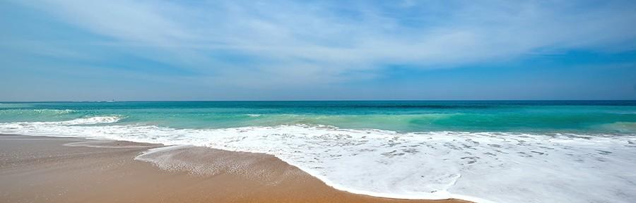 Playa de La Barrosa, Sancti Petri.