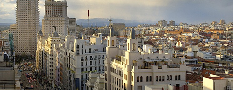 See Madrid in a different way