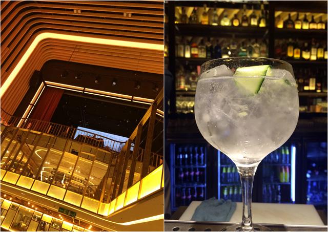 Platea Cocktail bar. / Photo: loleta.es.