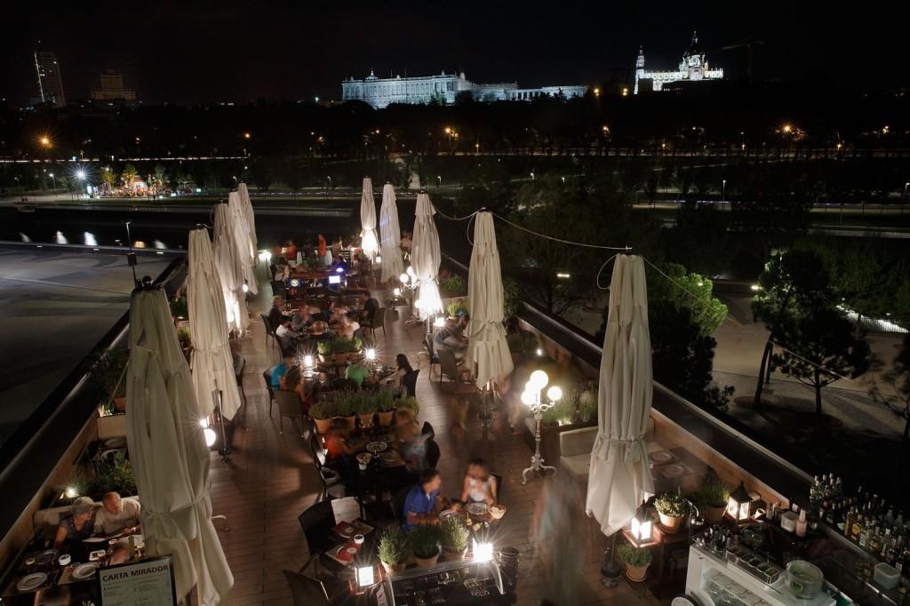 Café del Río, Madrid. / Photo: singlesmadrid.es