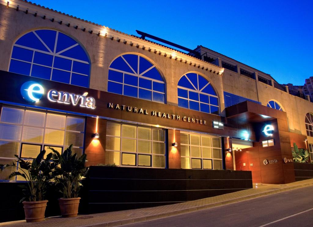 Nammu Area Spa at the Vincci Selección Envía Almería Wellness & Golf 5*.