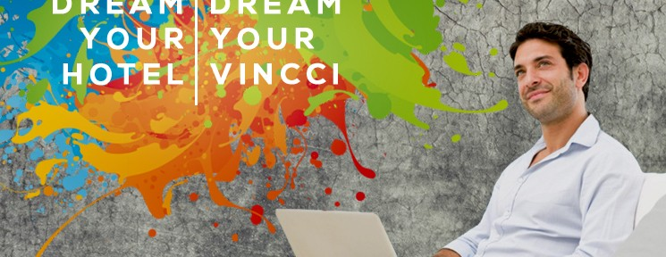 Create the hotel of your dreams and enter a competition to win one of four weekends in a Vincci