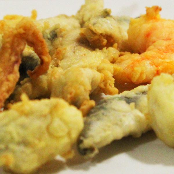losdiamantes frite fish in Granada