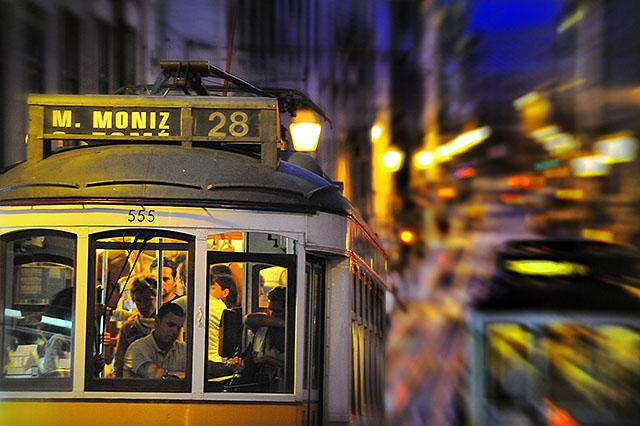 tranvía Lisboa