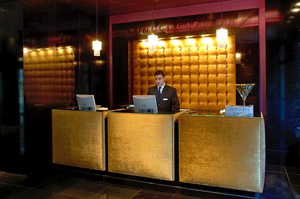 Hotel en Madrid Vincci Capitol 4*