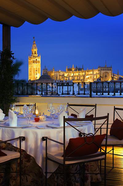 Hoteles en Sevilla Vincci La Rabida