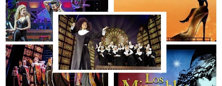 Feed your emotions with the magic of the most amazing musicals