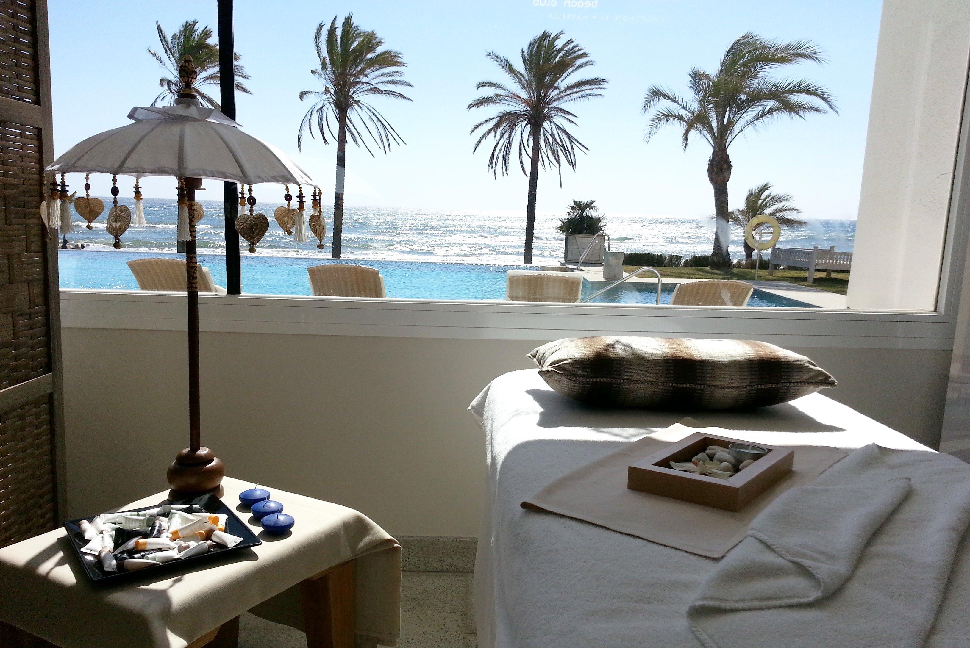 Masajes Beach Club Estrella del Mar