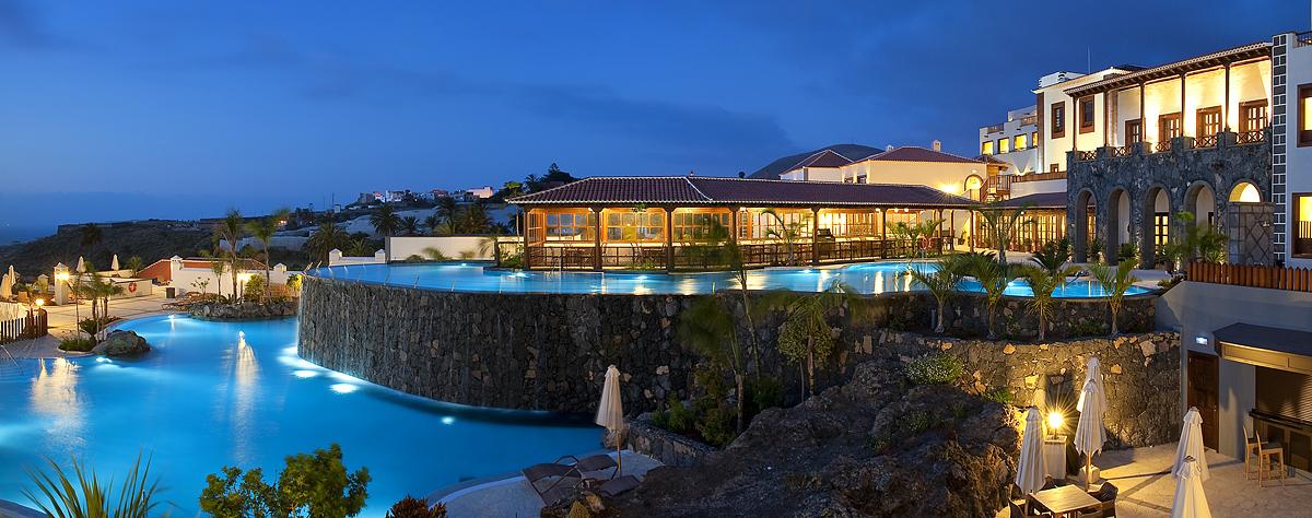hotele n Tenerife Vincci Seleccion BuenavistaGolfSpa Lujo