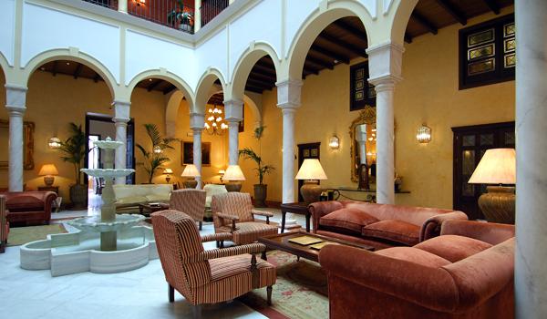 Hotel Vincci LA Rabida4*