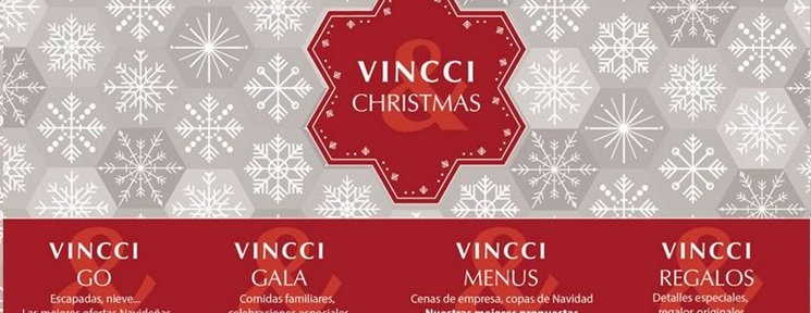 This holiday season I'm celebrating at Vincci!
