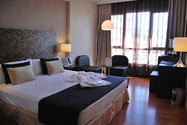 habitacion superior en Vincci Granada