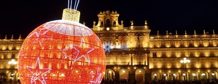 The night of the Three Kings in Salamanca with children, a magical, fairytale experience