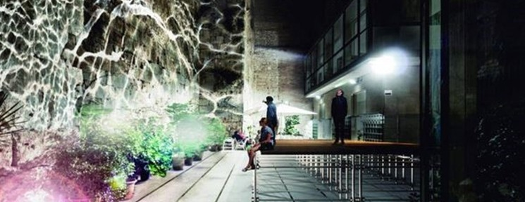 This weekend the festival LLUM in Barcelona will light up the streets of the city, as well as its most landmark buildings