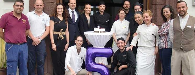 Vincci Selección Buenavista Golf & Spa celebrates its 5th anniversary