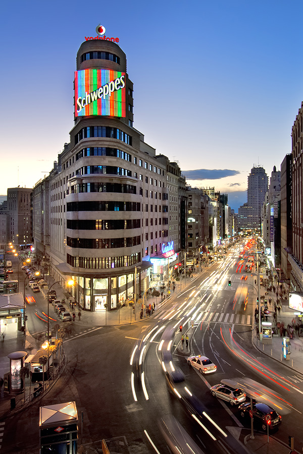 Hotel en Madrid Vincci Capitol