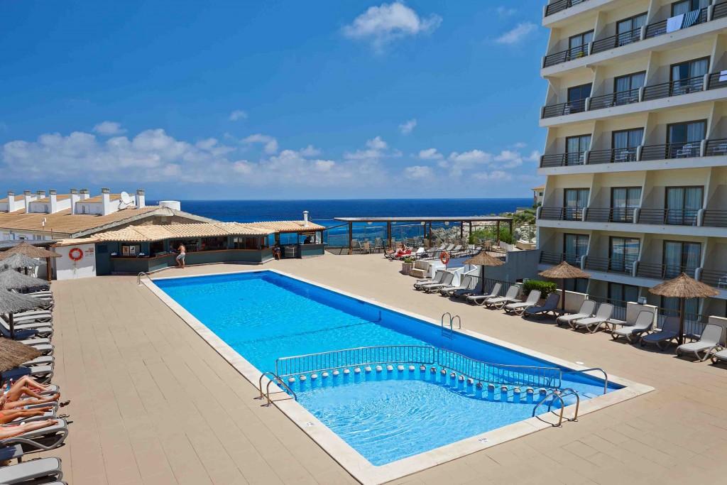 Hotel en Mallorca Bosc de Mar pool