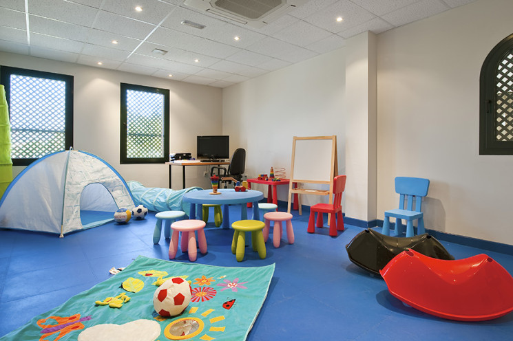 Travelling with children: hotels with nursery, babysitter and children's spa