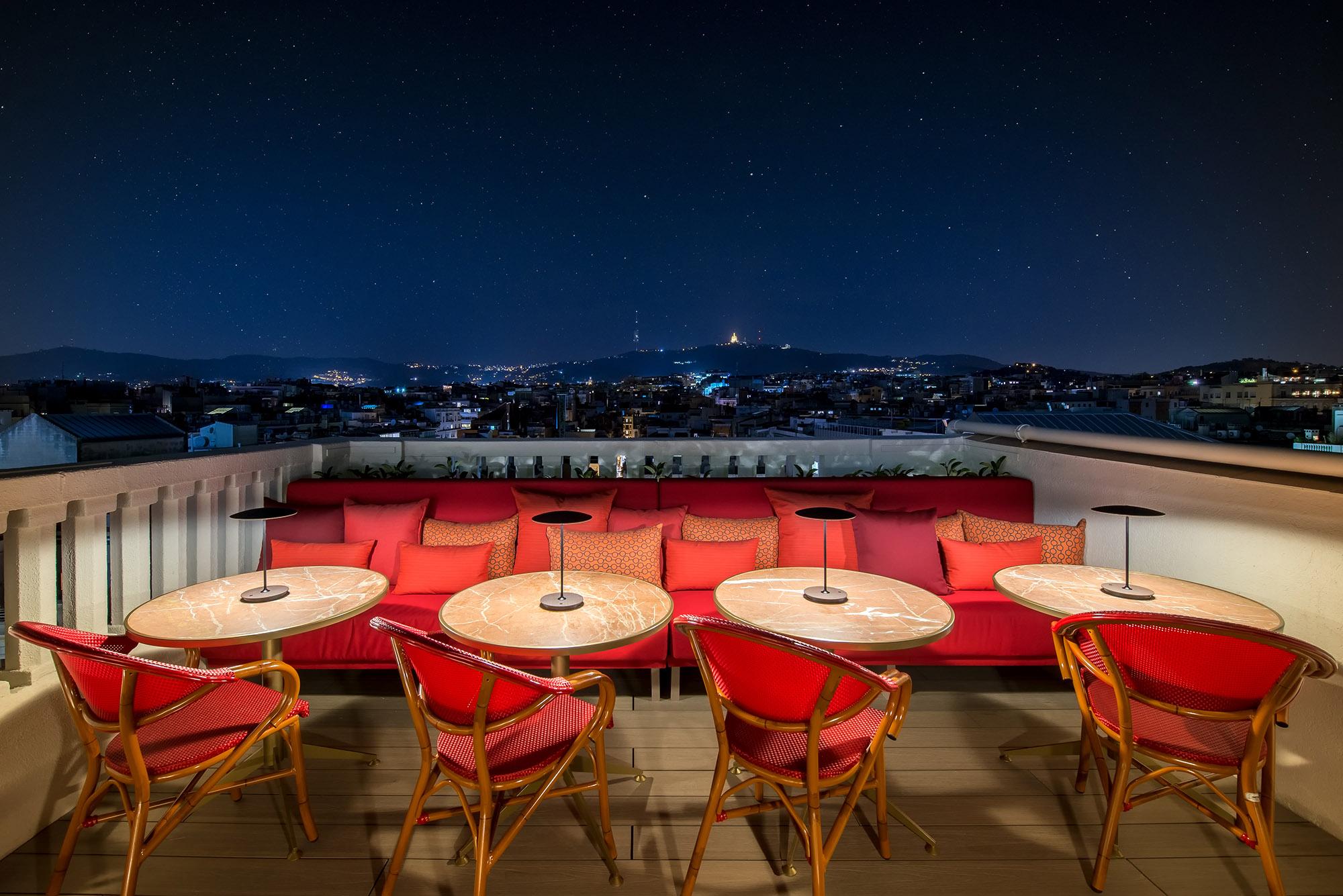 Vincci mae 4 1930s new york style come to barcelona s - Hoteles vincci barcelona ...