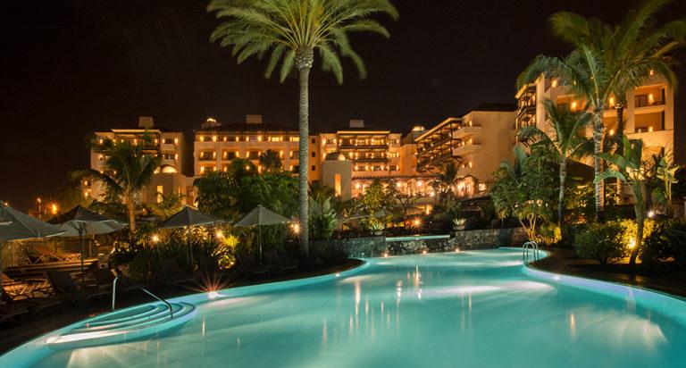 Vincci Selección La Plantación del Sur 5* (Tenerife), wins a TUI Holly 2017 award