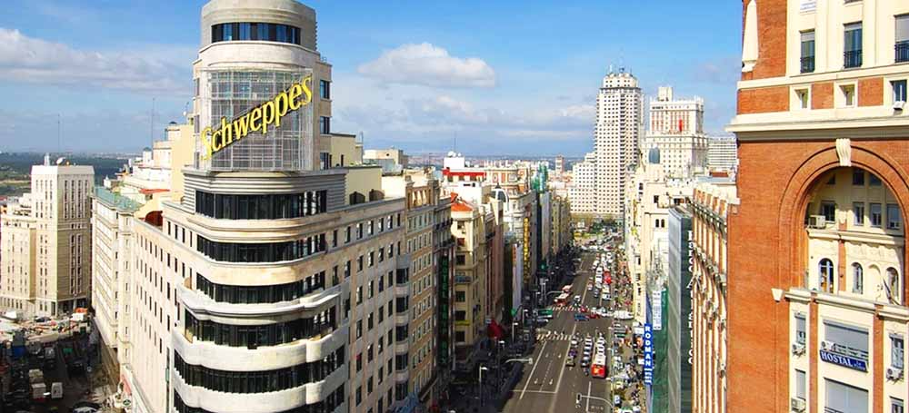 Vincci Hoteles reveals the secrets of one of the most emblematic buildings on Gran Vía: Vincci Capitol 4*