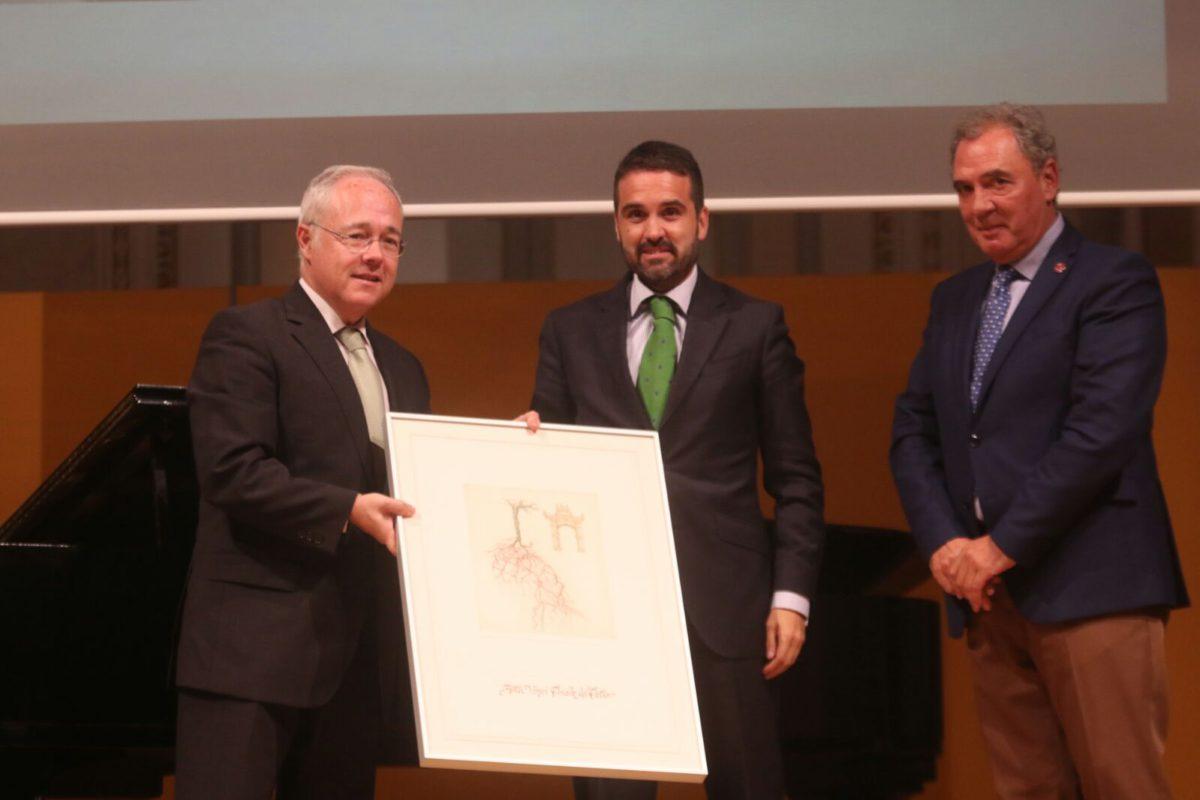 """Hotel Vincci Posada del Patio 5* wins a """"Puerta Nueva 2017"""" award"""