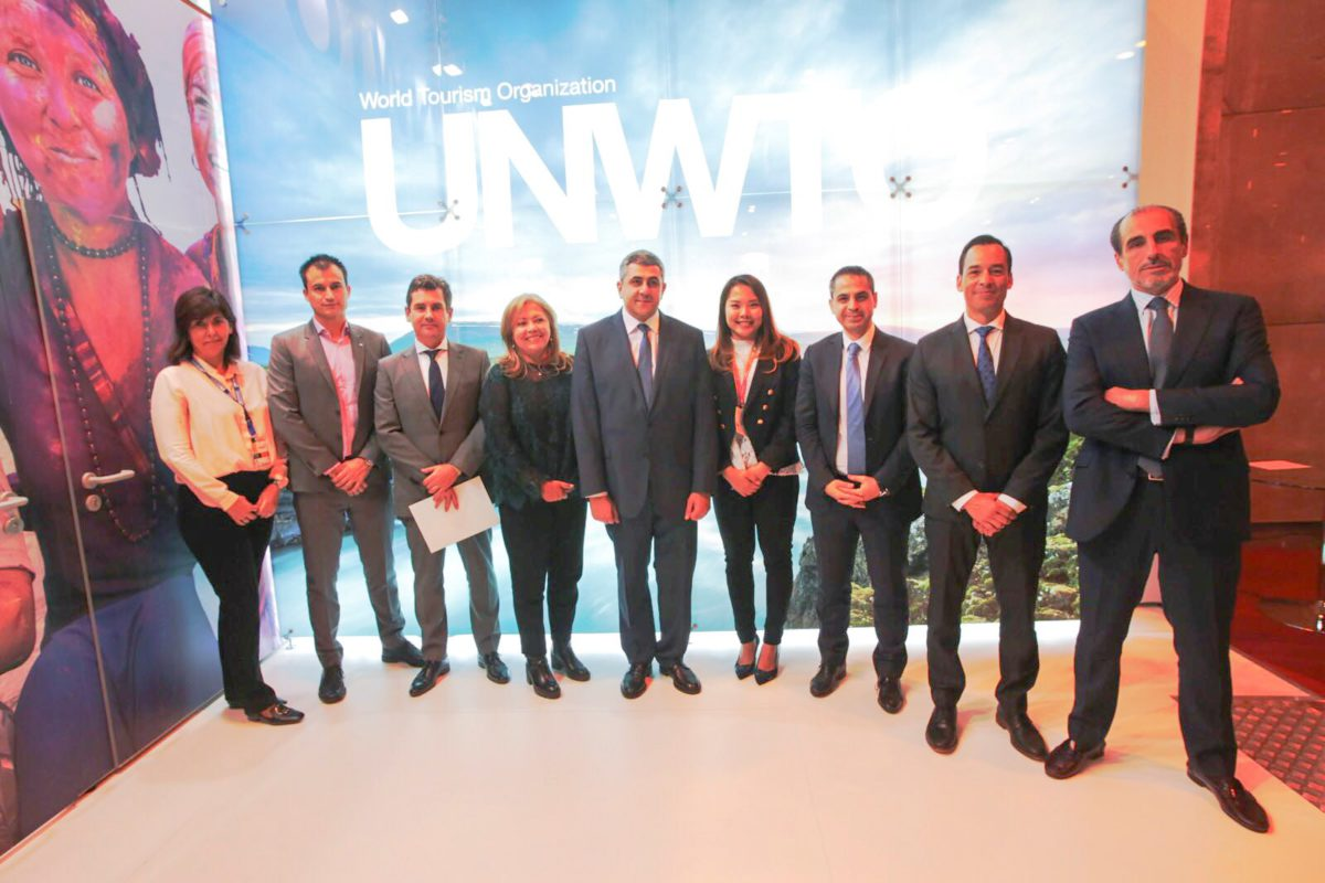 Vincci Hoteles signs up to the Ethics Code of the World Tourism Organisation (UNWTO)