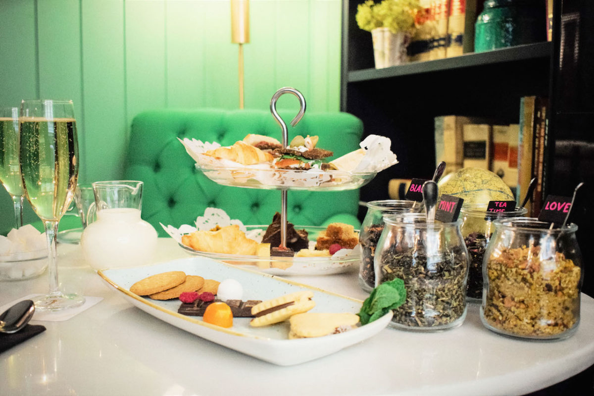 """Peppermint Tea Time"":  British afternoon tea returns to Vincci The Mint 4*"