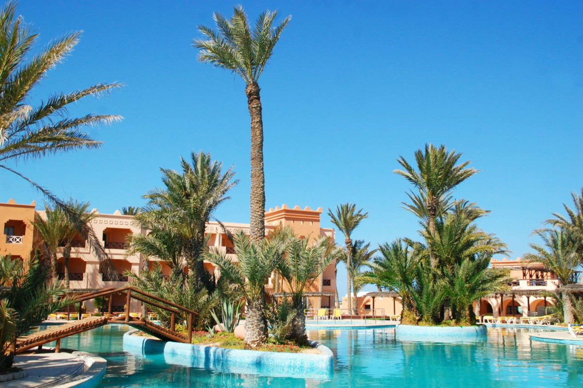 It's launch time: we've opened a new hotel in Tunisia, the Vincci Safira Palms 4*